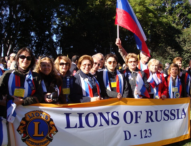 RussianLions in Sydney 2010